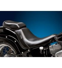 Pillion Pad Le Pera bare bones smooth black Softail 2006 – 2018