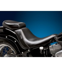 Pillion Pad Le Pera bare bones deluxe smooth black Softail 2006 – 2018