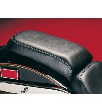 Pillion Pad Le Pera bare bones smooth black Softail 1984 – 1999