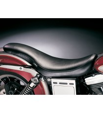 Sella Le Pera singola seduta king cobra smooth black Dyna Glide
