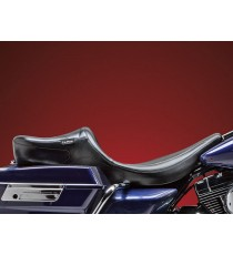 Sella Le Pera doppia seduta maverick daddy long stitch black Touring FLHT/FLTR 2002 – 2007