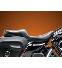Sella Le Pera doppia seduta daytona two up smooth black Touring