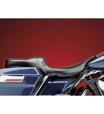 Sella Le Pera doppia seduta daytona two up smooth black Touring FLHT/FLTR 2002 – 2007