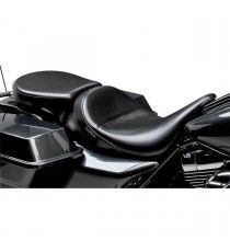 Pillion Pad Deluxe Le Pera aviator smooth black Touring