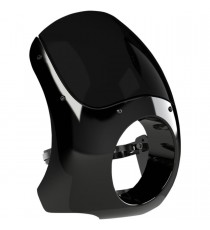 Cupolino Burly Outlaw Fairing Nero 20,5cm