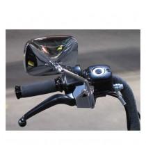 Adattatore Hmp per Ricollocamento Specchietto Cromato XL models DX