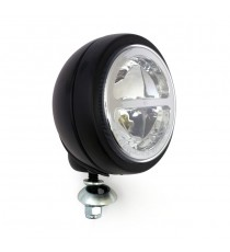 Faro supplementare Led Nero 4 1/2
