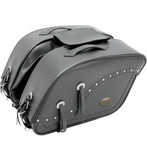 Borse Laterali Oblique All American Futura Rivet Saddlebags