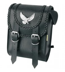 Black Magic Sissy Bar Bag W&M