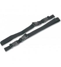 Cinghie Universali Fissaggio Borse Saddlemen Quick Detach Strap Kit