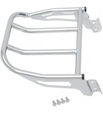 2-UP Backrest Luggage Rack Motherweel Softail 2006 – 2010
