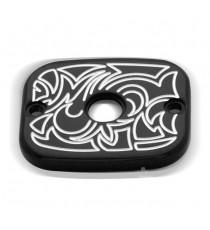 Cover Pompa freno posteriore Arlen Ness Engraved