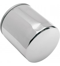 Filtro olio Cromato Drag Specialties Softail Twin Cam