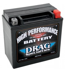Batteria High Performance AGM Drag Specialties 12AH