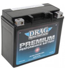 Batteria Premium Performance AGM Drag Specialties 20AH