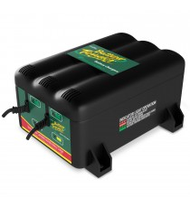 Carica batterie Battery Tender International 12V-1,25A 2 Bank EU