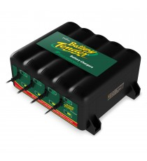 Carica batterie Battery Tender International 12V-1,25A 4 Bank EU