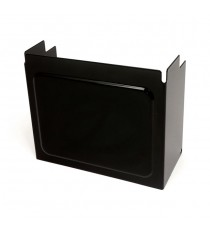 Cover laterale batteria Dyna Model 1997 – 2005 nero