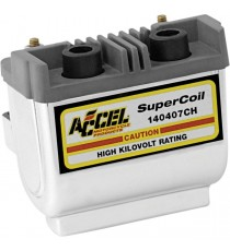 Bobina cromata Accel Super Coil Dual Fire EFI 2,3 ohm