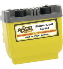 Bobina gialla Accel Super Coil Dual Fire EFI 2,3 ohm