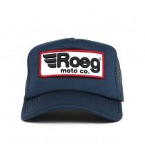 Cappello Roeg Frank Trucker Blu