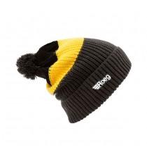 Cappello Roeg Averell Pom Black-Yellow