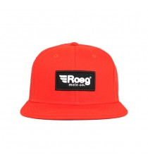 Cappello Roeg Blake Flat Red