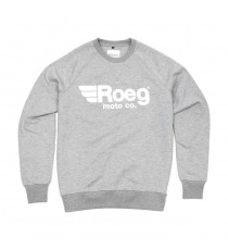 Felpa moto Roeg Shawn Sweat Grey