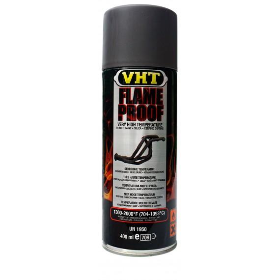 Vernice Alta Temperatura Impianti di Scarico VHT Cast Iron