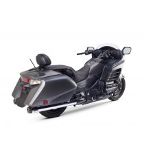 TBR Comp Slip-Ons Honda Goldwing 2013 - 2017 Nero Ceramic