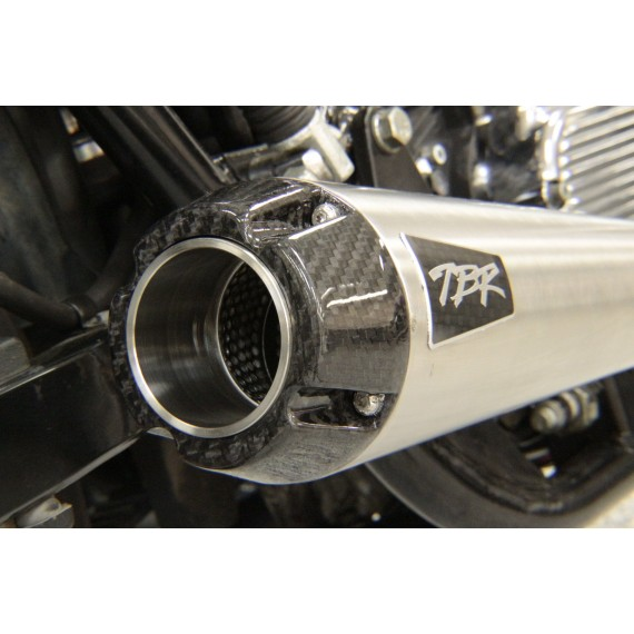 Sistema di Scarico Completo TBR Comp S FXR 1990 - 1994 Racing