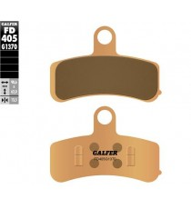 Pastiglie freno anteriori sinterizzate Galfer Performance Softail 2008 – 2014