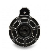 Clacson Arlen Ness XL Sportster 10 Gauge Nero