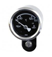 Indicatore Temperatura Olio MMB Ultra Mini Basic 48mm