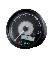 Contagiri Elettronico Daytona Velona Speedo 80mm