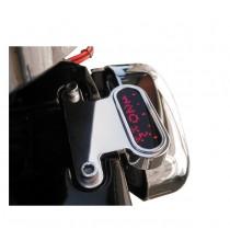 Braccetto di Montaggio Motogadget Roker Box Motoscope Mini XL Sportster Models