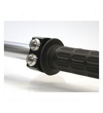 Motogadget M-Switch Alluminio Nero 2 Pulsanti Cromati