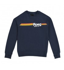 Felpa Roeg Ton Sweat Blu Navy