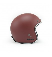 Casco Jet Roeg Oxide Red Matte