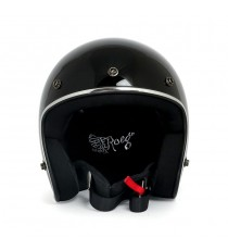 Casco Jett Roeg Gloss Black