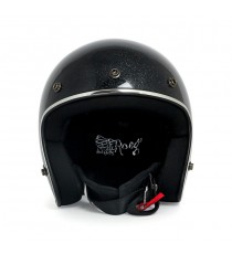 Casco Jett Roeg Mega Flake Black