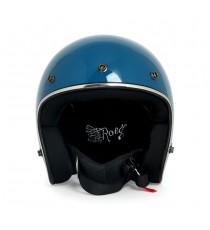 Casco Jett Roeg Blue Gloss