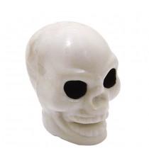 Coppia Tappi Valvola Skull 3D