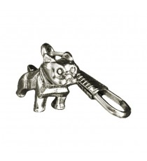 Zipper Pull Bulldog