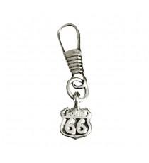 Zipper Pull Route 66