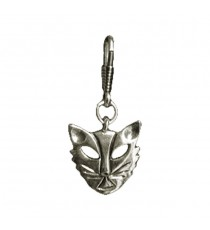 Zipper Pull Cool Cat
