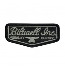 Patch Biltwell Shield Black