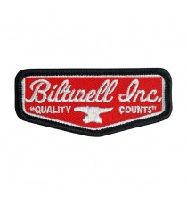 Patch Biltwell Shield Red