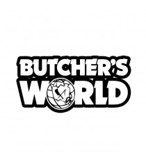 Sticker Rusty Butcher Butchers World