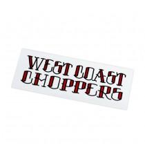 Sticker WCC Logo